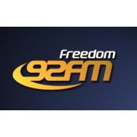Logo of radio station Freedom 92FM