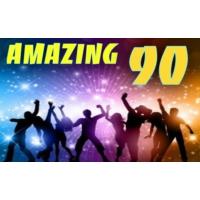 Logo of radio station Amazing 90s music