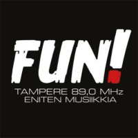 Logo de la radio Fun Tampere