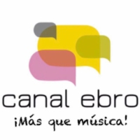 Logo of radio station Canal Ebro Radio