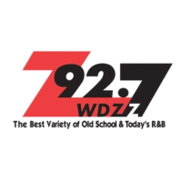 Logo of radio station Z92.7 WDZZ