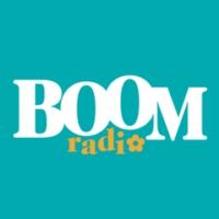 Logo of radio station Boom Radio