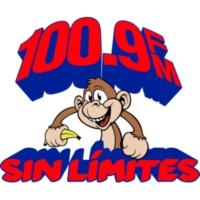 Logo de la radio XHSM-FM Sin Limites 100.9