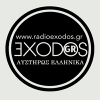 Logo of radio station Radio Exodos