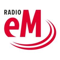 Logo of radio station Radio eM 107,6 FM