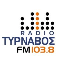 Logo of radio station Rádio Týrnavos 103.8 - Ράδιο Τύρναβος 103.8