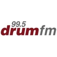 Logo of radio station CHOO 99.5 Drum FM