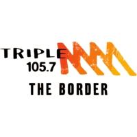 Logo de la radio Triple M The Border 105.7