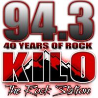 Logo of radio station 94.3 KILO
