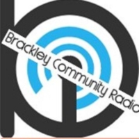 Logo de la radio Brackley Community Radio