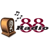 Logo of radio station Radio 88 Partille