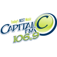 Logo de la radio Capital FM 106.9