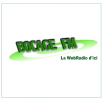 Logo of radio station BOCAGE FM