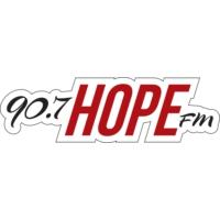 Logo de la radio WNFR 90.7 Hope FM