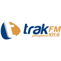 Logo of radio station Trak FM