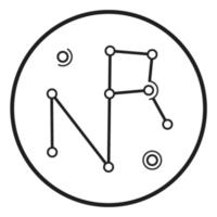 Logo de la radio Nebulah Radio