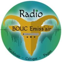 Logo of radio station Bouc Emiss'Air