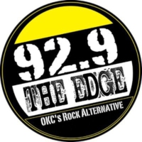 Logo of radio station KOMA-HD2 92.9 The Edge