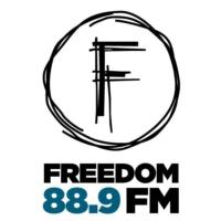 Logo of radio station Freedom FM 88.9