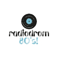 Logo of radio station radiodrom 80's!
