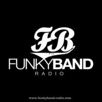 Logo of radio station FunkyBand Radio