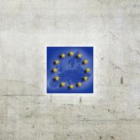 Logo of radio station euromusic radio