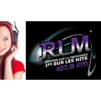 Logo of radio station RLM RADIO 107.9 FM