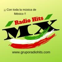 Logo de la radio Radio Hits MX