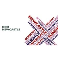 Logo de la radio BBC Radio Newcastle