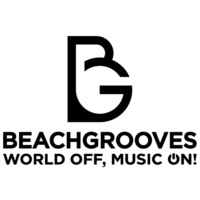Logo of radio station BeachGrooves Radio
