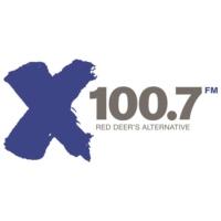 Logo de la radio CKEX-FM X100.7