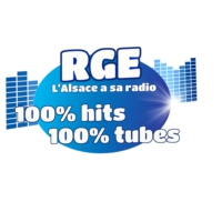 Logo of radio station RGE