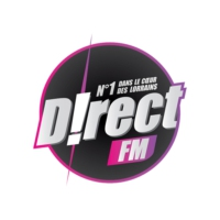Logo of radio station D!rect FM