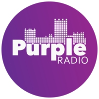 Logo of radio station Purple Radio