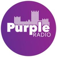 Logo de la radio Purple Radio
