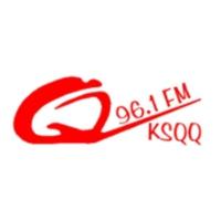 Logo de la radio KSQQ 96.1