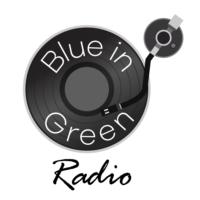 Logo de la radio Blue-in-Green:RADIO