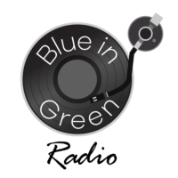 Logo de la radio Blue-in-Green:RADIO
