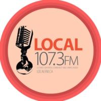 Logo of radio station CFMH-FM Local 107.3FM
