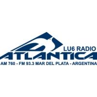 Logo of radio station LU6 Radio Atlantica AM 760