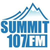 Logo of radio station Summit 107