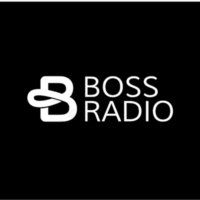 Logo of radio station Boss Radio