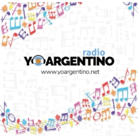 Logo of radio station Yo Argentino Radio