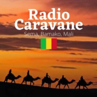 Logo of radio station Caravane