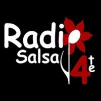 Logo of radio station Radiosalsa4te