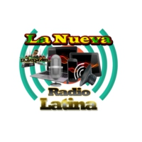 Logo of radio station La Nueva Radio Latina
