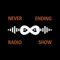 Logo of radio station Never Ending Radio Show