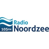 Logo of radio station Noordzee Oostende 105FM