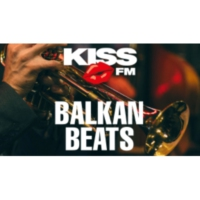 Logo of radio station KISS FM - BALKAN BEATS