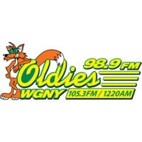 Logo de la radio Fox Oldies 98.9 WGNY